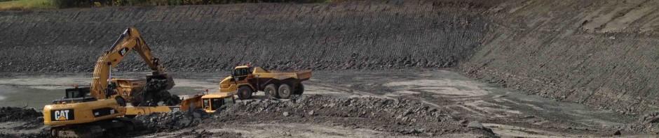 Landfill construction