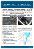 GWP Groundwater Flooding Feb14