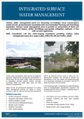 GWP Integrated Surface Water Management Feb14