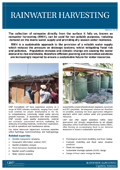 GWP Rainwater Harvesting_Feb14