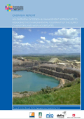 Design and management approaches to reducing the environmental footprint of land won aggregates.