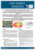 GWP Capability Statement UAV Surveys Jun17-v3
