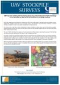 GWP UAV Stocks Survey 0920